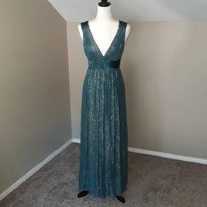 BCBGMaxAzria Teal Green Dress